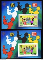 North Korea 1979 INTERNATIONAL YEAR OF THE CHILD PERF/IMPERFORATED S/Sheet. - Other