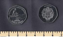 Guyana 10 Dollars 2007 - Guyana