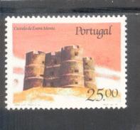 1708 - 1709 Burgen Und Schlösser  Postfrisch MNH ** Kastell Von Evora Monte Und Silves - 1910-... República