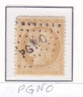 PGNO Sur 59 - 1 - 1849-1876: Période Classique