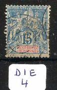 DIE YT 30 Ob - Used Stamps