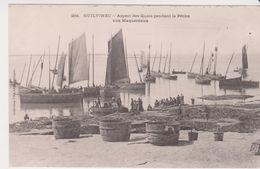 26325 GUILVINEC Aspect Quais Pendant Peche Aux Maquereaux - éd 786 Villard Bateau Peche - Guilvinec
