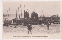 26326 GUILVINEC Bateaux Embarquant Filets Peche Marlus - éd 265 Villard - Bateau Peche Marin Voilier - Guilvinec