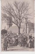 26327 Briec Calvaire Eglise -3694 Villard -enfant Costume Breton - Autres Communes