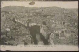 Rouen N°342 - Vue Du Boulevard Cauchoise Et La Côte - Timbre YT N°135 - Le 15 Octobre 1912 - Rouen