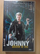 VHS Johnny Hallyday Stade De France 1998 - Concert & Music