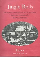 "Partition : ""JINGLE BELLS"" 1968/69. - Folk Music"