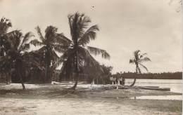 Benin - Cotonou - Les Pêcheurs De La Lagune De Cotonou, 1er Mai 1940, Carte Photo - Benin