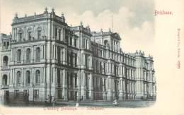 Australie - Brisbane - Treasury Buildings, Schatzamt - Brisbane