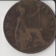 Lot De 66  Pièces De Monnaie Grande Bretagne Monnaies Post-Victoriennes,  Collection - 1902-1971 : Monnaies Post-Victoriennes