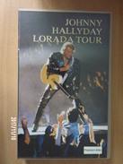 VHS Johnny Hallyday Lorada Tour (Bercy 1995) - Concert & Music