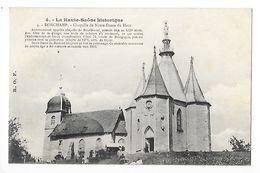 RONCHAMP  (cpa 70)  Chapelle De Notre-Dame Du Haut - Autres Communes