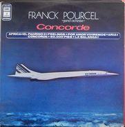 Franck Pourcel 33t. LP *concorde* - Instrumental
