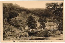 CPA Eymoutiers, Le Moulin De La Rivière Au Seigneur (pk35793) - Eymoutiers