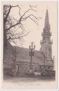 26338 -2 Cpa - PENCRAN Clocher Calvaire Porche Eglise -950 Villard, Et ND - France