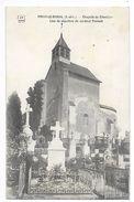 PARAY-le-MONIAL   (cpa 71)  Chapelle Du Cimetière, Lieu De Sépulture Du Cardinal PERRAUD - Paray Le Monial