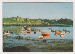 26339 PORTSALL -rocher Du Guilligui -F2304 Jos Le Douaré - Barques Bateau - Autres Communes