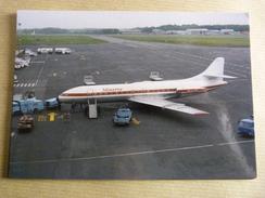 CARAVELLE 6N   MINERVE   F BRGU  NEWCASTLE AIRPORT - 1946-....: Ere Moderne