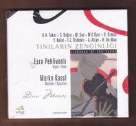AC - Tınıların Zenginliği Richness Of The Tones Esra Pehlivanlı Marko Kassl BRAND NEW TURKISH MUSIC CD - World Music