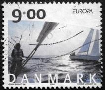 Denmark 2004 EUROPA    MiNr.1376 (O) ( Lot  B 1935) - Usado