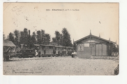 CHARTRES DE BRETAGNE - LA GARE - 35 - Sonstige Gemeinden
