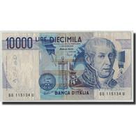 Italie, 10,000 Lire, 1984, KM:112c, 1984-09-03, TB - [ 2] 1946-… : République