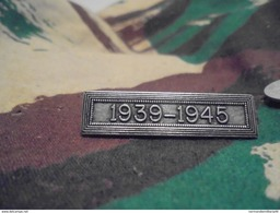 Agraphe 1939/45 Pour La Médaille Commemorative - France