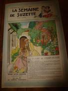 1949 LSDS : La DAME De COMPAGNIE; Mozart ; Chopin ; Etc - La Semaine De Suzette