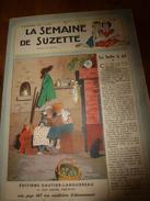 1949 LSDS  (La Semaine De Suzette) : Conte De La VIEILLE BARQUE ; Etc - La Semaine De Suzette