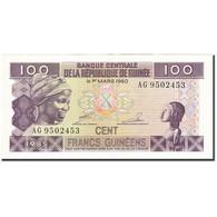 Guinea, 100 Francs, 1985, 1985, KM:30a, SUP - Guinée