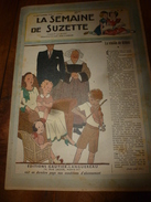 1948 LSDS  (La Semaine De Suzette) : Le VIOLON De Gildas ; Le Théâtre En France Au Moyen-Âge ; Etc - La Semaine De Suzette