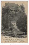 - FRANCE (03) - CPA Ayant Voyagé CHANTELLE (Allier) 1903 - Château Du Duc De Bourbon - Edition B. F. - - France