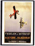 CPM - FIESELER Et DETROYAT - Match D'Acrobaties Aériennes - - Meetings