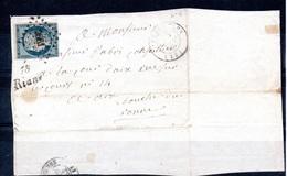 FRANCE N°4 - 1849-1850 Cérès