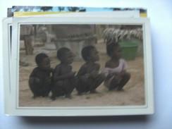Gambia Children Fishers Enfants Pecheurs - Gambia
