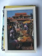 Gambia Scene De Marché Market - Gambia