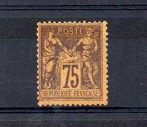 FRANCE N°99 - 1898-1900 Sage (Type III)