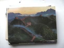 China Jinshahling Great Wall - China