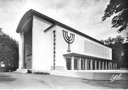 JUDAÏCA ( FRANCE ) 08 - STRASBOURG : La Synagogue ( Synagoge )  CPSM GF - Judaisme Juif Jewish Jüdisch - Ardennes - Judaika