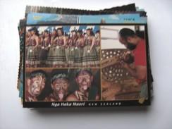 Nieuw Zeeland New Zealand Nga Haka Maori - Nieuw-Zeeland
