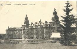 Houyet Château Royal D'Ardenne - Facade Sud - Nels - 1921 - Houyet