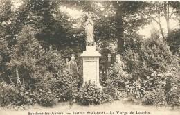 Bouchout-lez-Anvers - Institut St-Gabriel - La Vierge De Lourdes - 1924 - Boechout