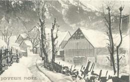 Kerstmis - Joyeux Noël - B.K.W.I. 2537-6 - 1911 - Weihnachten