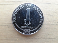 Maldives  1  Rufiyaa  2012  Km 73 - Maldives