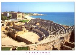 Espagne - Cataluña - Tarragona - Amfiteatre Romà - Triangle Postals Nº 549.5 - Neuve - 2393 - Tarragona
