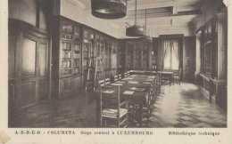 Luxembourg - Comptoir Métallurgique Luxembourgeois - COLUMETA - Bibliothèue Technique - Pas Circulé - TBE - Luxemburg - Stadt