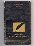 """Andorre: """"Andorra Cap A La Literatura"""" - Livres, BD, Revues"""