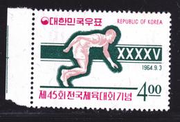 COREE DU SUD N°  351 ** MNH Neuf Sans Charnière, TB  (D0061) - Corée Du Sud