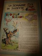 1947 LSDS  Une Armée Secrète De 12 Enfants Pour Le Général De Gaulle,et Les Récits Héroïques Pour Berner Les Allemands - La Semaine De Suzette