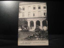 CAEN Lycee Malherbe Calvados Basse Normandie Post Card France - Caen